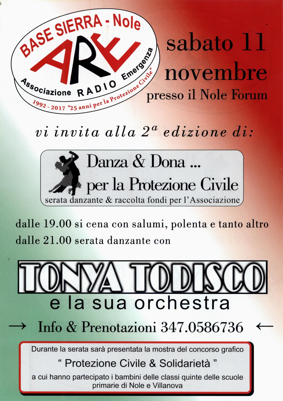 Tonya Todisco Calendario Serate.Piemontepress